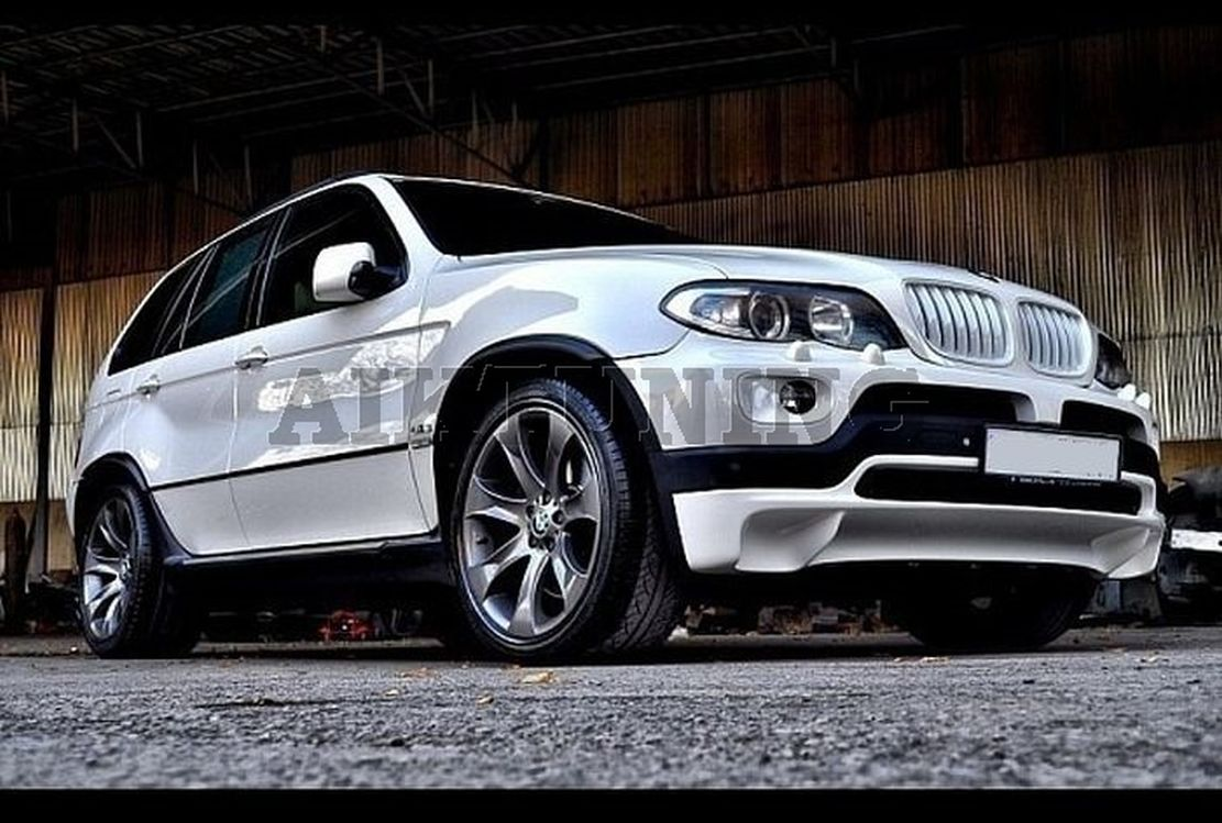 bmw e53 x5 wide extended wheel arches fender set for all e53 2000 2006 ebay. Black Bedroom Furniture Sets. Home Design Ideas