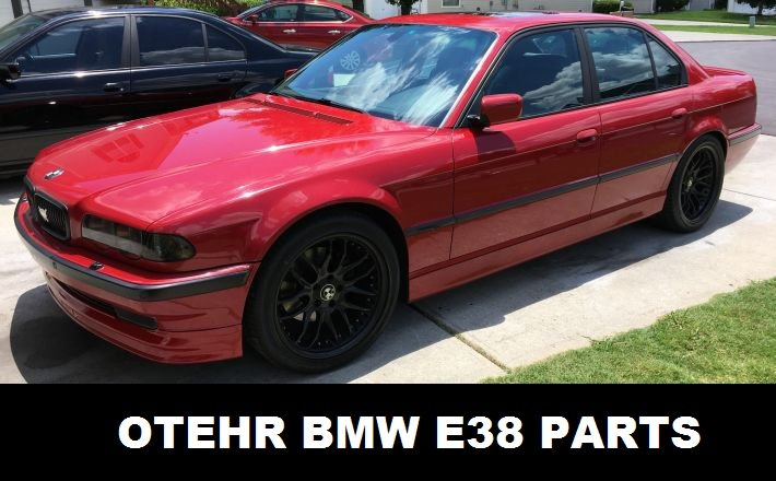 BMW E Alp Style Tuning Front Bumper Apron Full Splitter Addon Lip - Bmw e38 alpina for sale