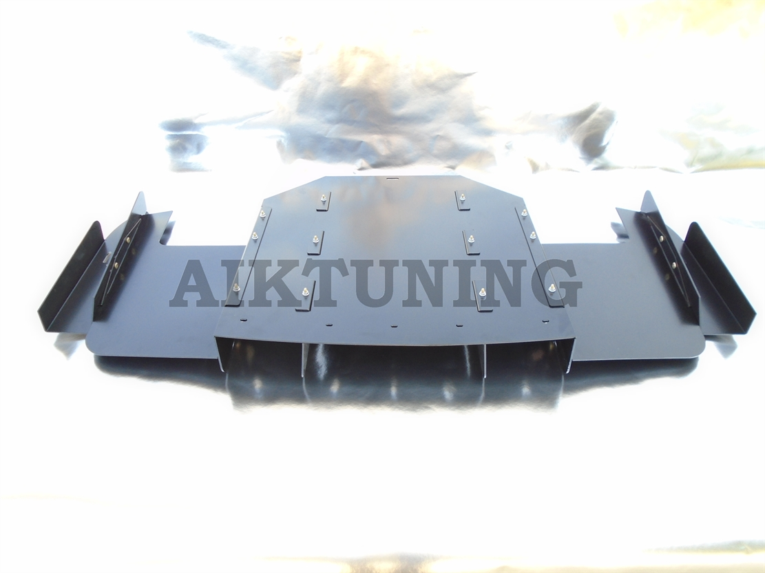 Buy Bmw E36 M3 Rear Bumper Diffuser Performance Cover Durable Aluminium Skirt Motorcycle In