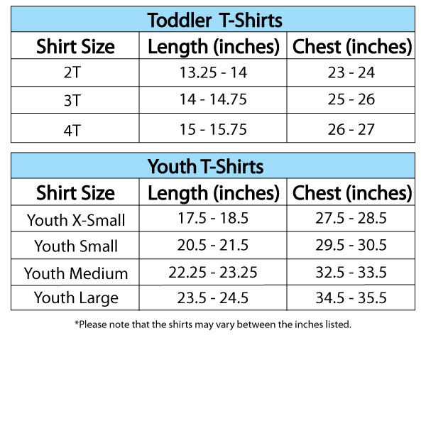 Gildan Ultra Cotton T-shirt - Sizing Line-Up SM - Youth Sizes. print. close. garment fit. name: height: weight: chest: waist: Maya 4'