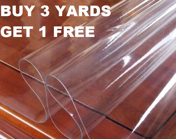 Clear Plastic Waterproof Tablecloth Vinyl Pvc Waterproof