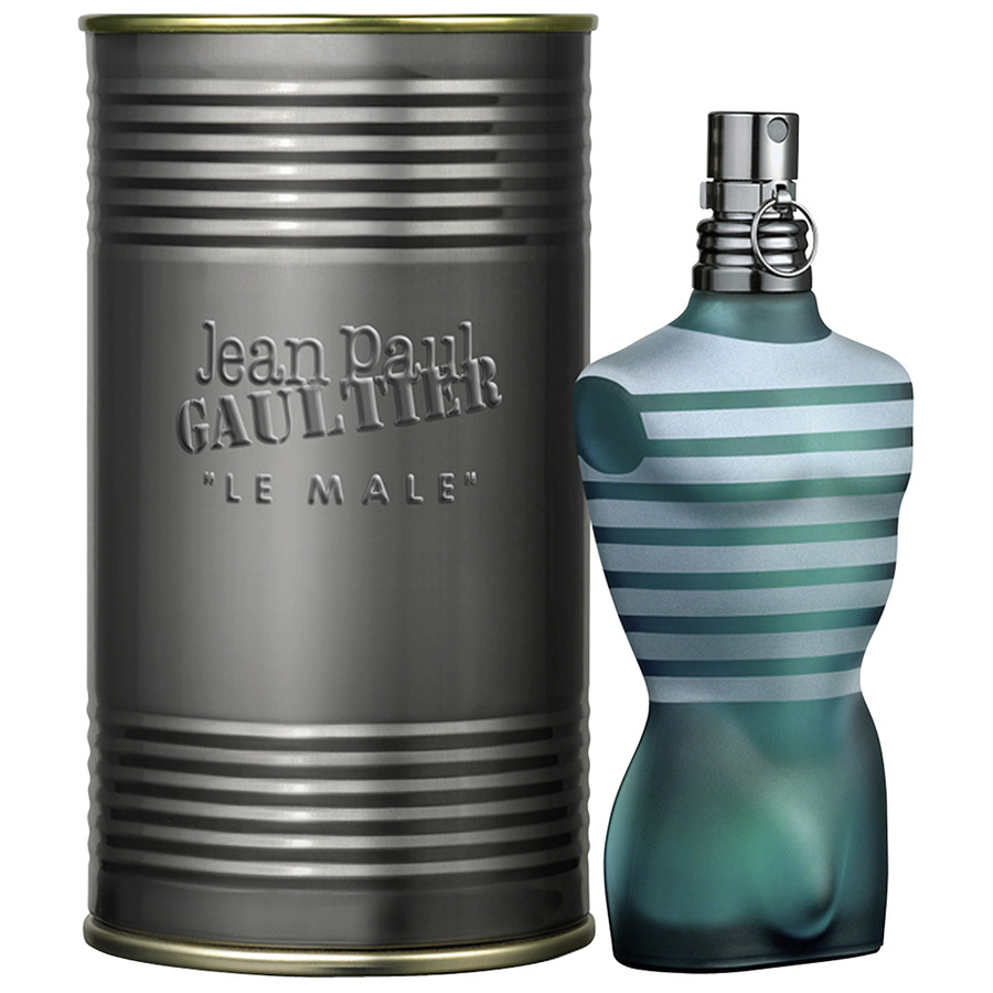 parfum le male de jean paul gaultier jpg homme edt 125 ml. Black Bedroom Furniture Sets. Home Design Ideas