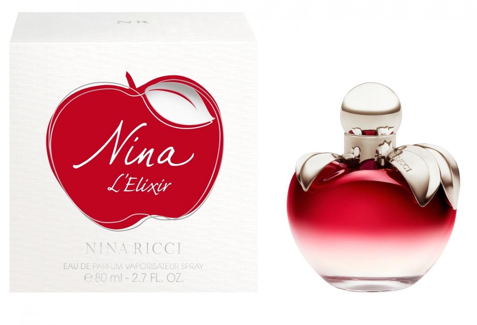 parfum l 39 elixir de nina ricci pour femme edp 80 ml neuf sous blister ebay. Black Bedroom Furniture Sets. Home Design Ideas