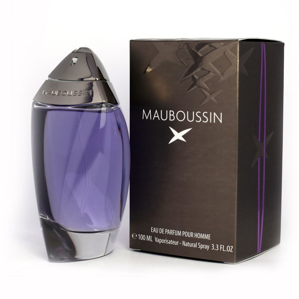 parfum pour homme de mauboussin eau de parfum 100ml neuf sous blister promotion ebay. Black Bedroom Furniture Sets. Home Design Ideas