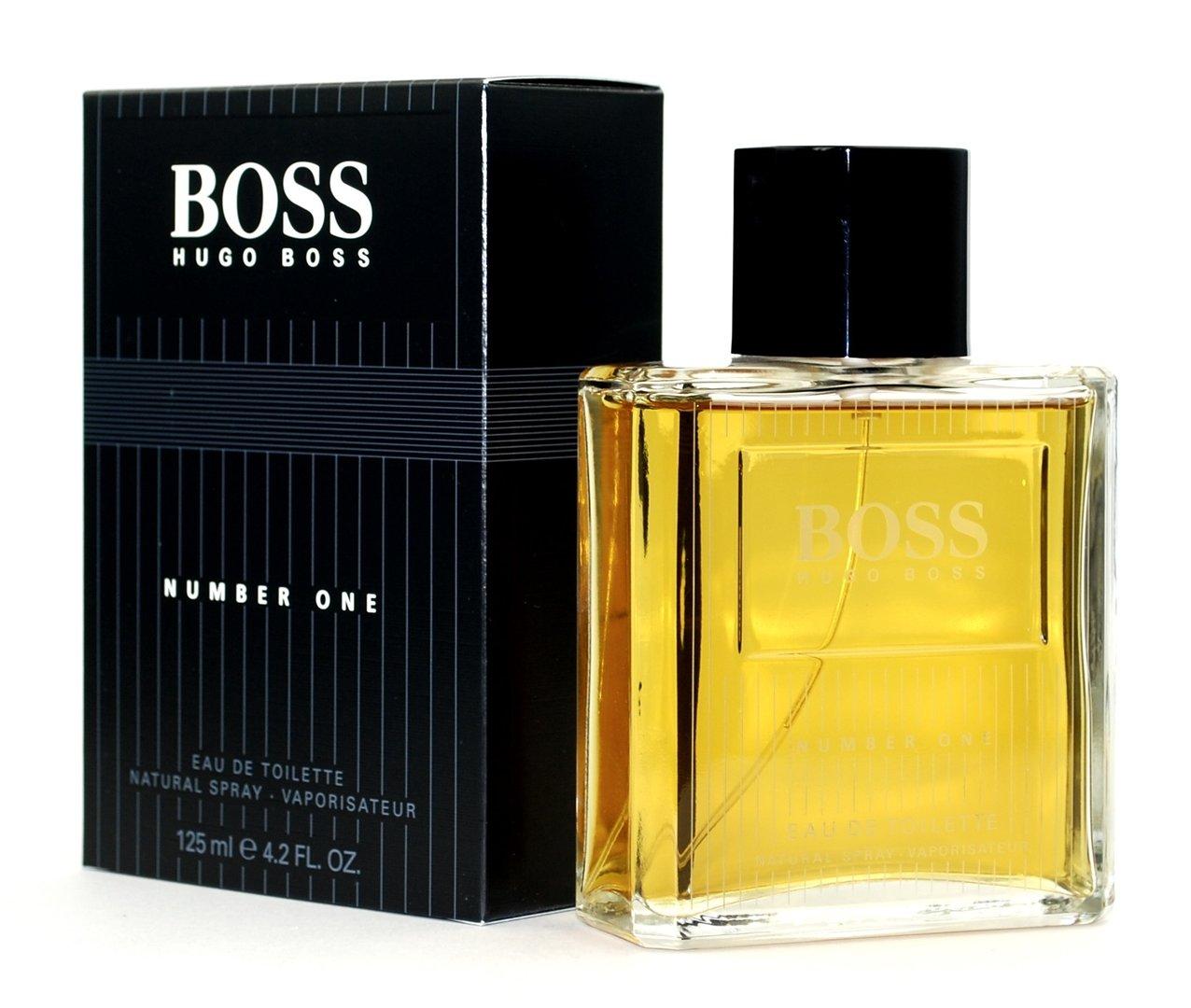 parfum number one de hugo boss no 1 eau de toilette 125 ml. Black Bedroom Furniture Sets. Home Design Ideas