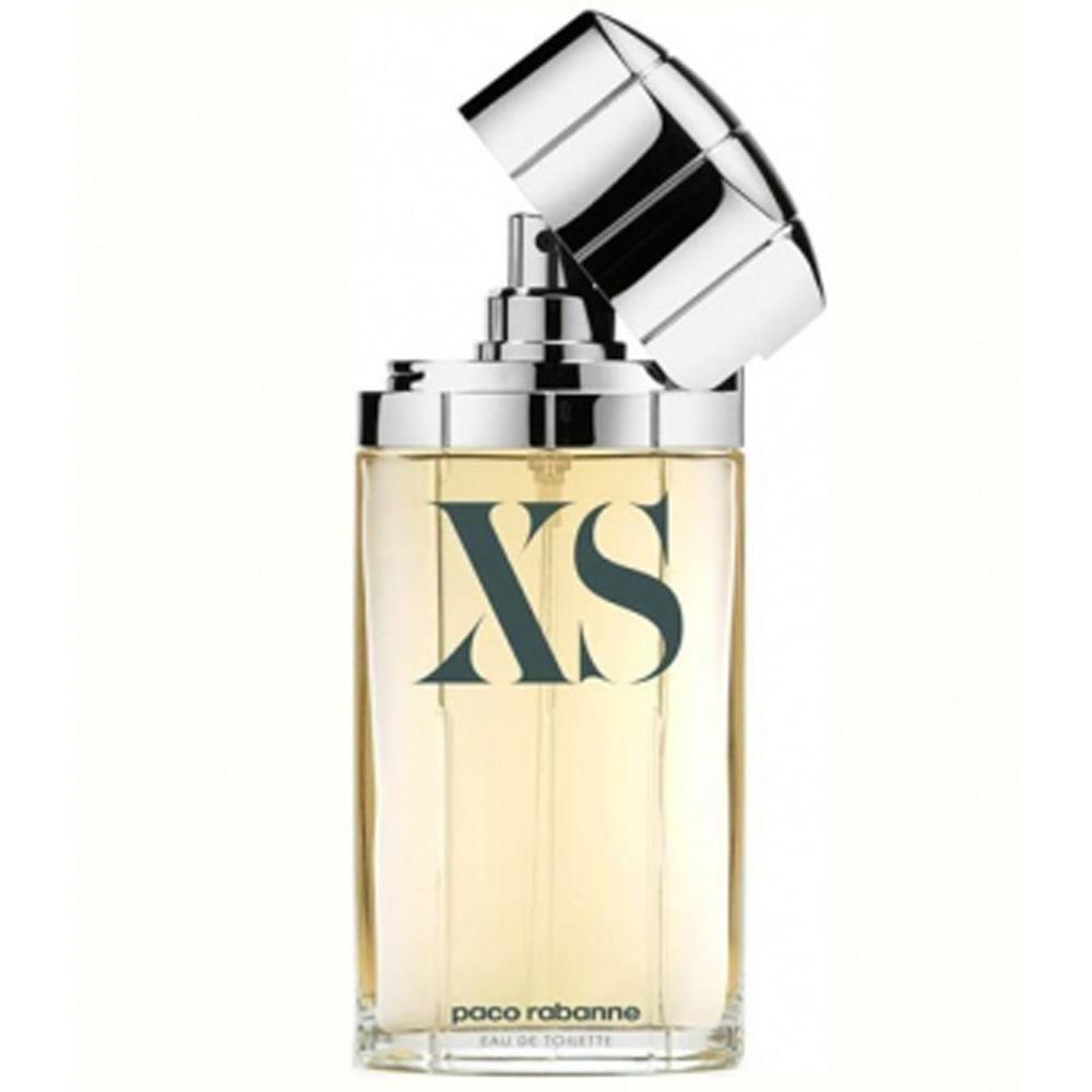 parfum excess de xs paco rabanne eau de toilette 100 ml. Black Bedroom Furniture Sets. Home Design Ideas