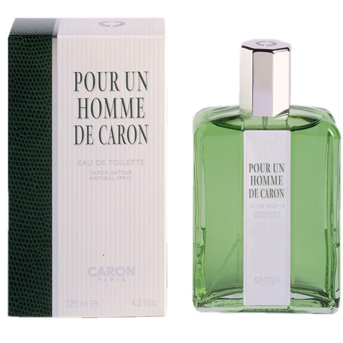 parfum pour un homme de caron eau de toilette 125 ml neuf sous blister ebay. Black Bedroom Furniture Sets. Home Design Ideas