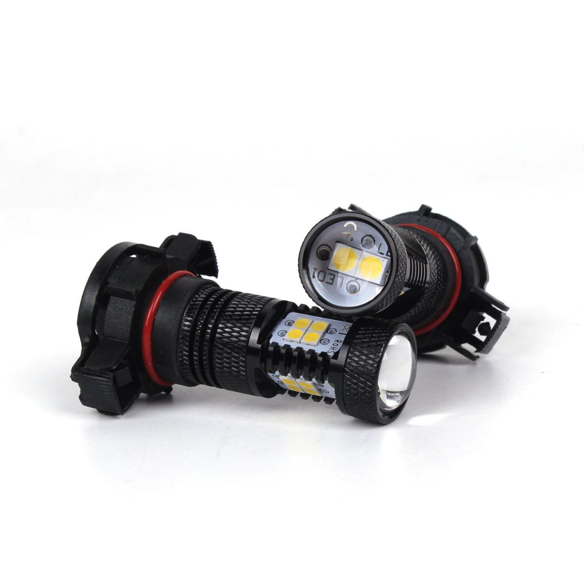 jdm astar 2x1500lm 5202 h16 super bright 3030 smd white led bulbs drl fog lights ebay. Black Bedroom Furniture Sets. Home Design Ideas
