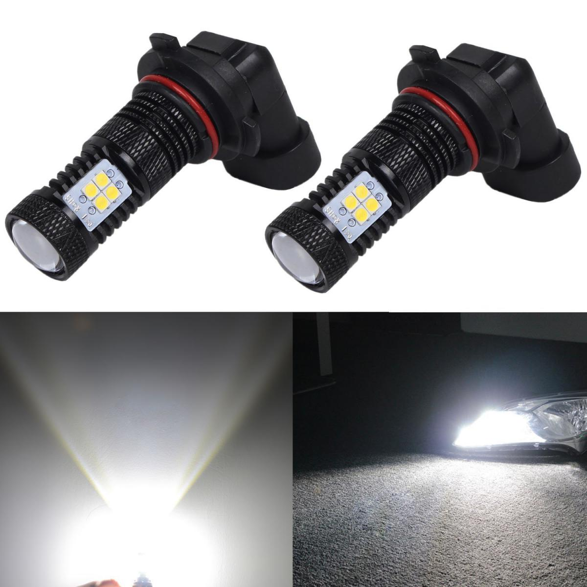 jdm astar 1500lm extremely bright 3030 smd h10 9145 white led bulb drl fog light ebay. Black Bedroom Furniture Sets. Home Design Ideas