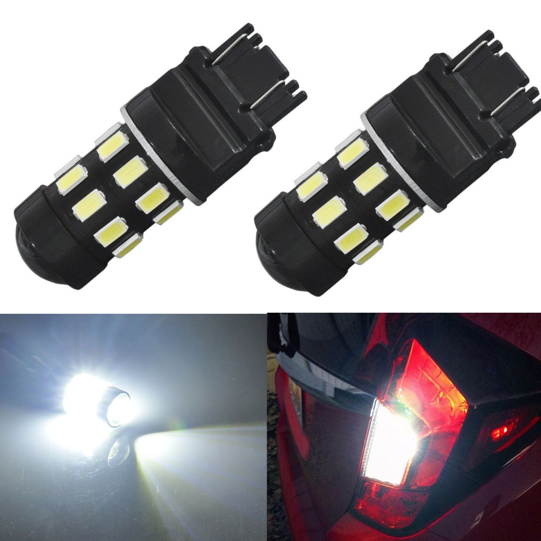 Jdm Astar Ax 2835 Chipsets 3056 3156 3057 3157 Led Bulbs For Brake Srck Ck Bulb Wiring Tail Light Turn Signal Lights