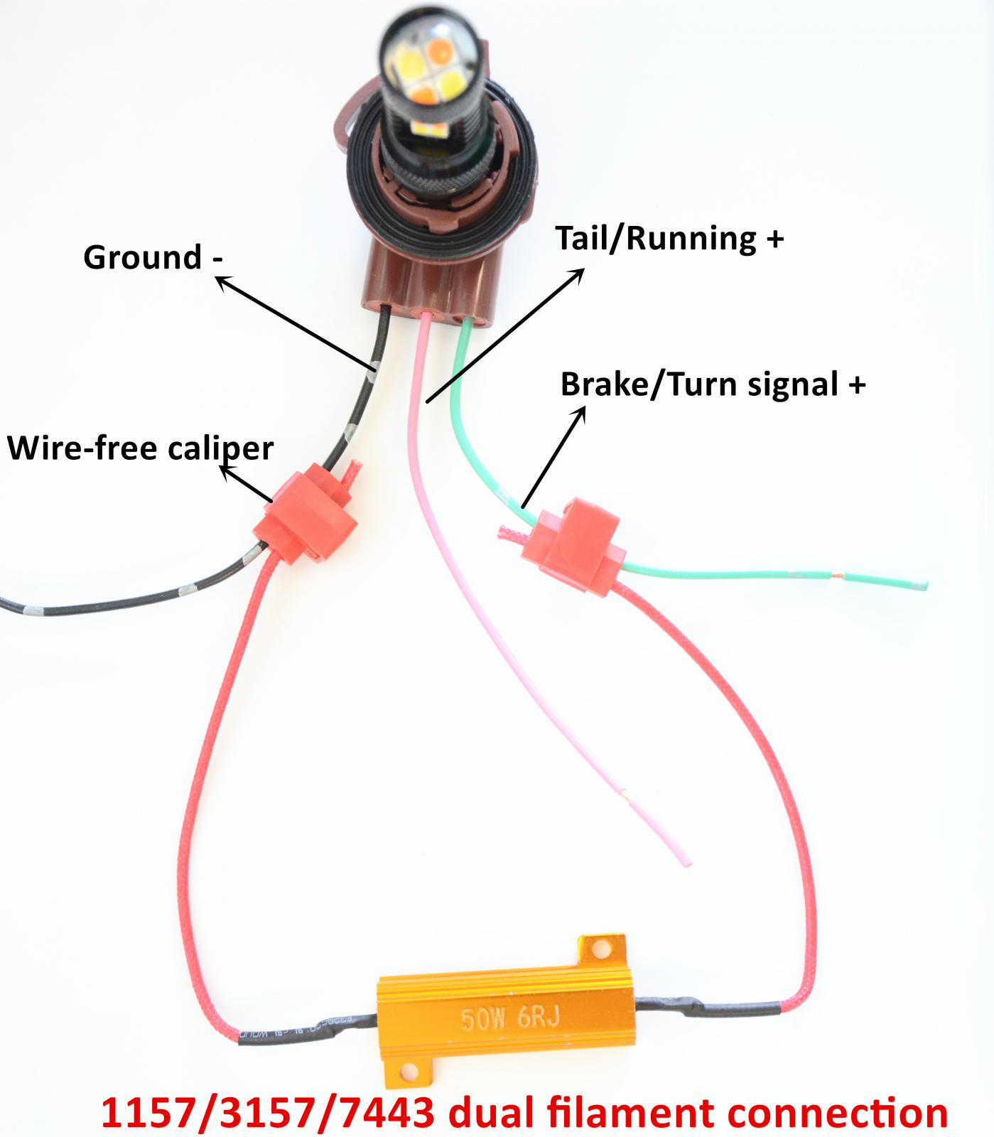 led resistor wiring diagram turn signal bulb 11 18 artatecled resistor wiring diagram turn signal bulb manual e books rh 27 made4dogs de turn signal