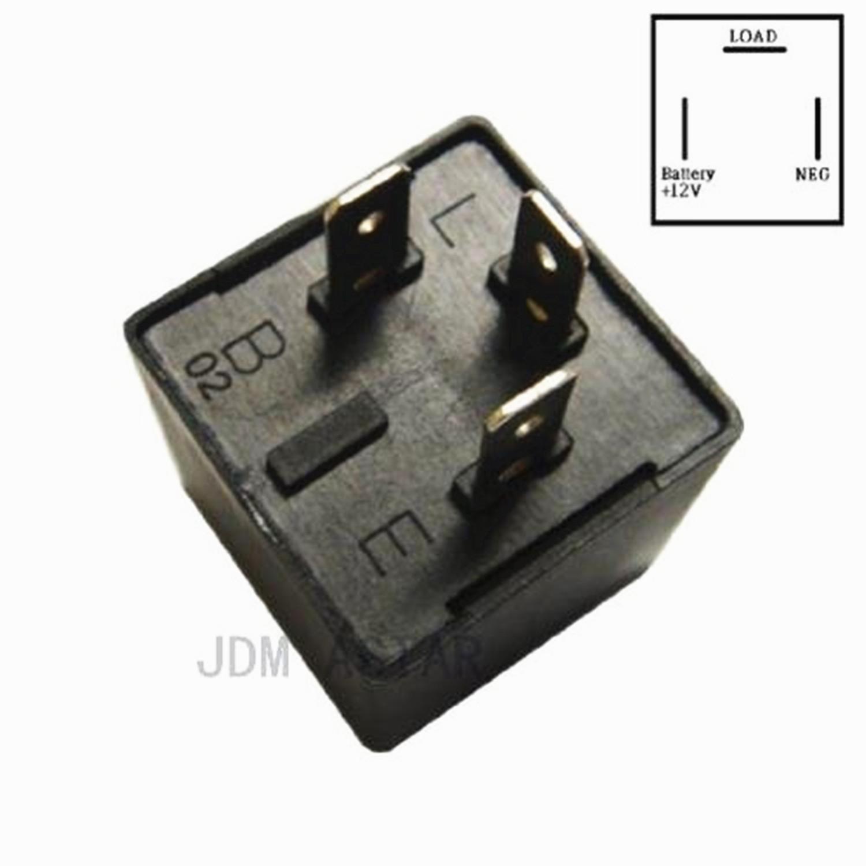 Jdm Astar 3 Pin Cf 13 Car Flasher Relay Fix Led Light Turn