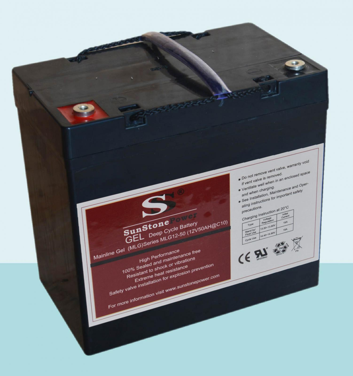 Batterie 50ah 004l Numax Car Battery 12v 50ah Car