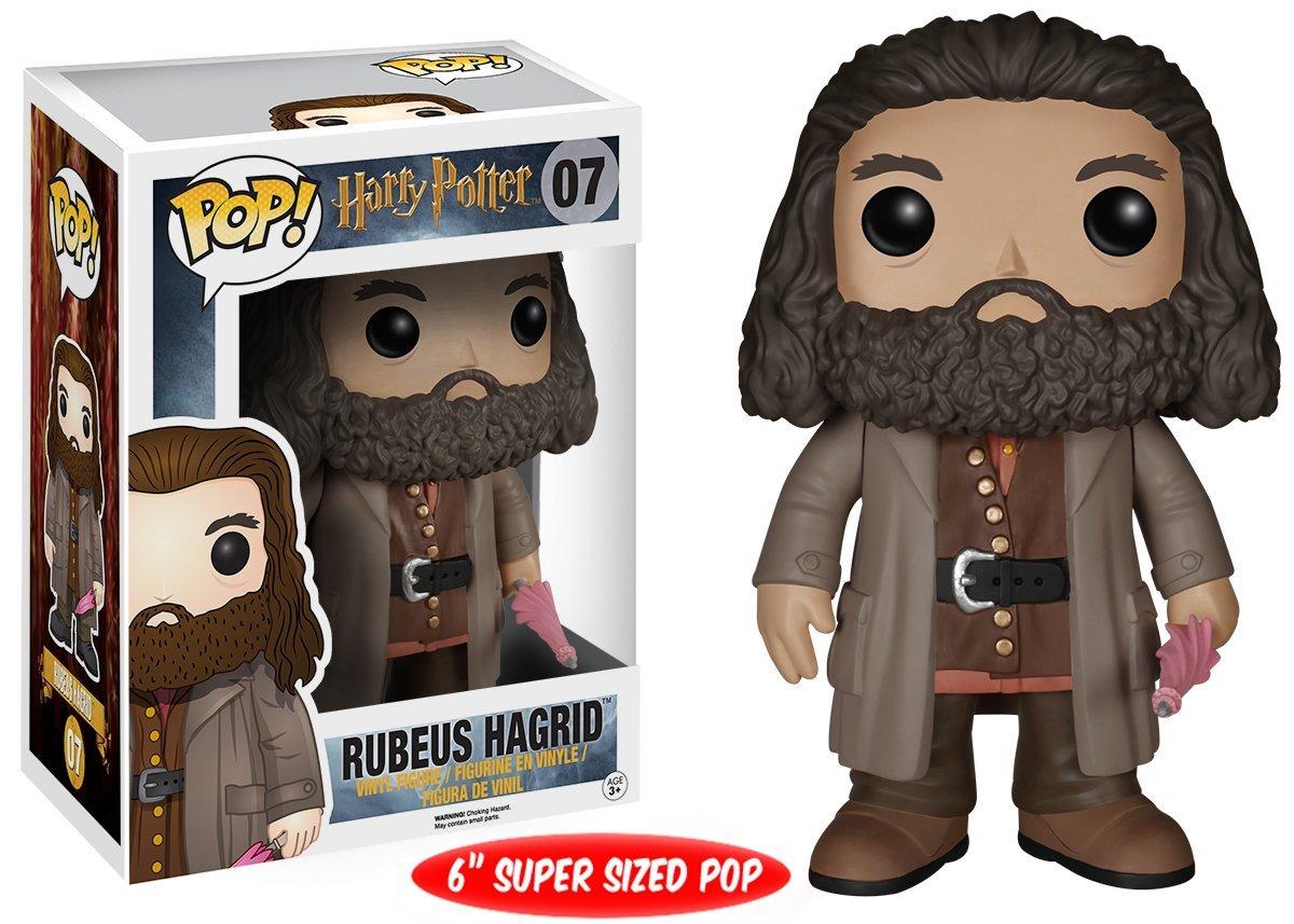 07 Rubeus Hagrid XL Super Sized Funko POP Harry Potter