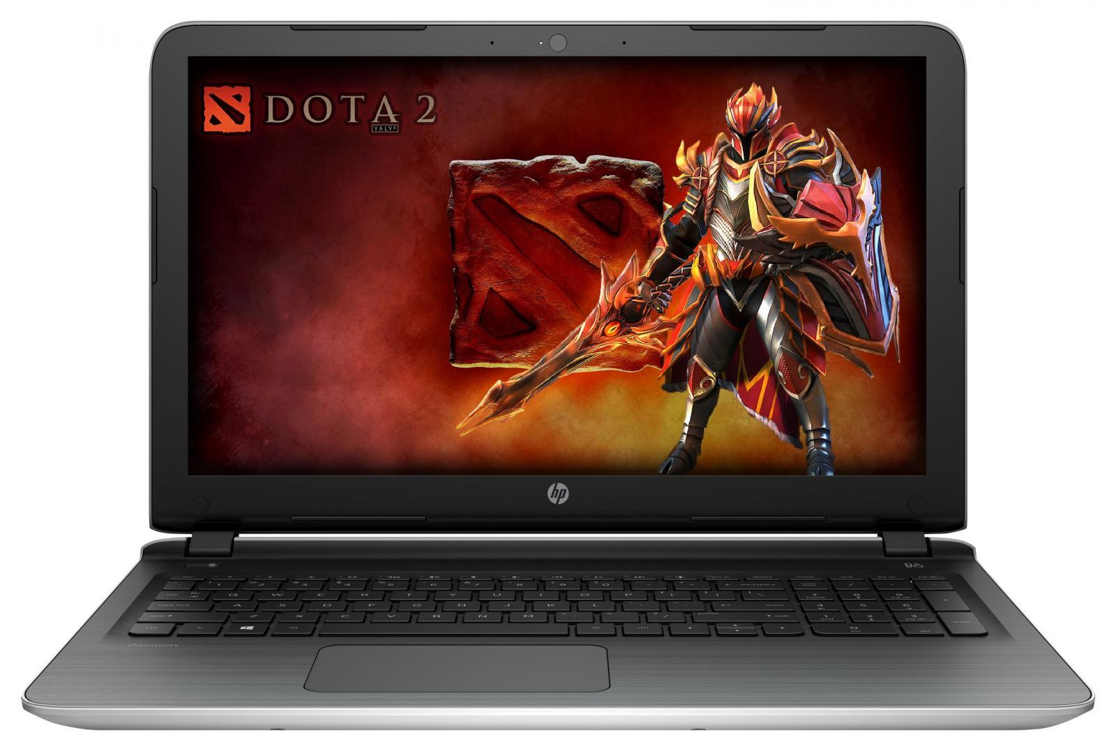 HP 15.6 Gaming Laptop Computer AMD QuadCore 8GB 1TB Radeon ...