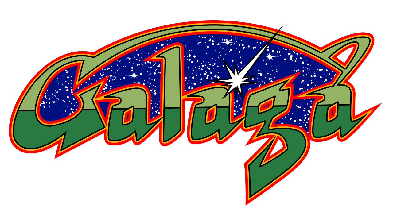 galaga tabletop arcade machine
