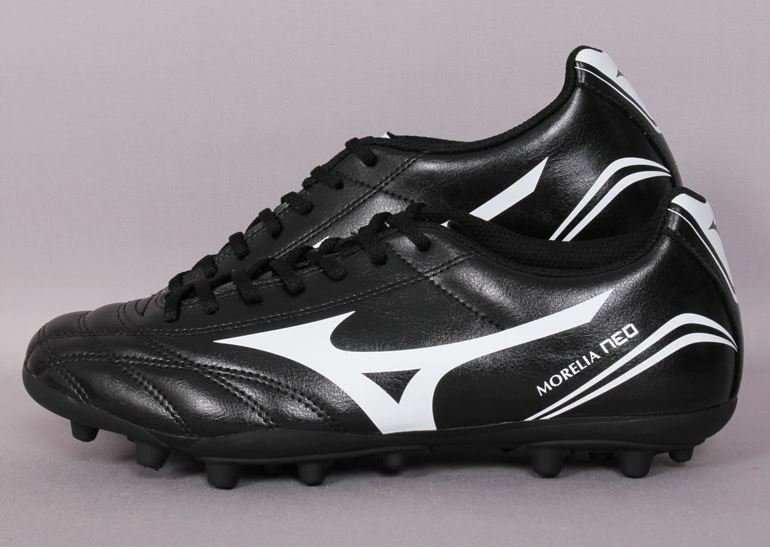 the latest c4fa6 27565 Details about Mizuno Morelia Neo CL AG Black Soccer Football Cleats Shoes  Boots Spike Cleat
