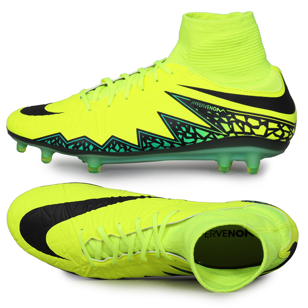 timeless design 4cefb 32c3c Details about Nike Hypervenom Phatal 2 DF FG (747214-703) Soccer Football  Cleats Boots Shoes