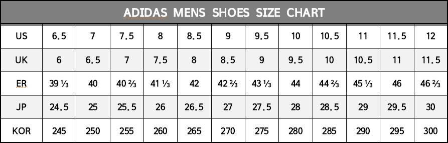 mens adidas shoe size chart off 51