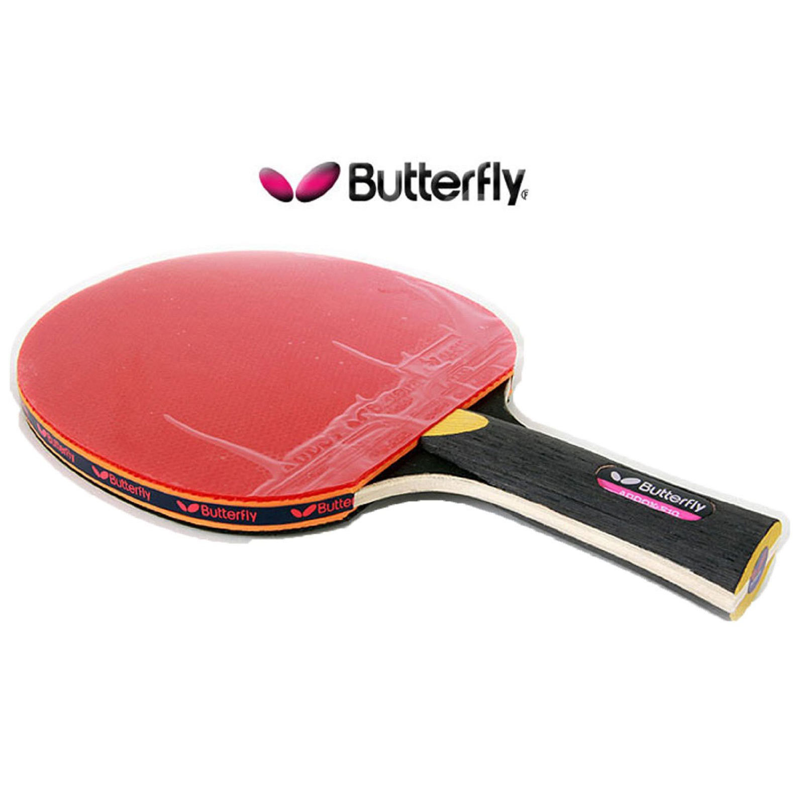 Butterfly addoy s10 table tennis racket paddle shake hand grip ping pong ebay - Butterfly tennis de table ...