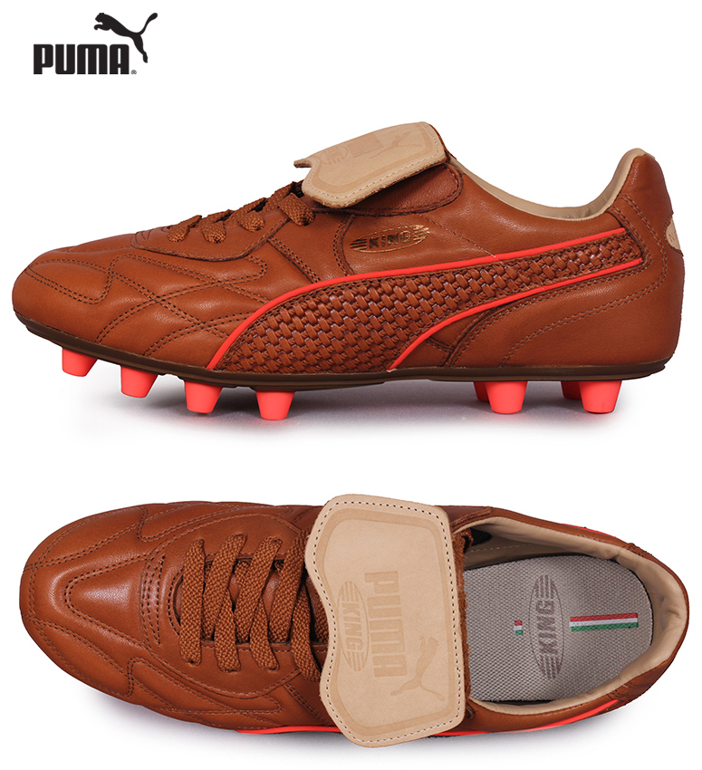 e5ee3af533 Details about Puma KING TOP Made in Italy. Nat. FG 10381301 Soccer Football  Cleats Shoes Boots