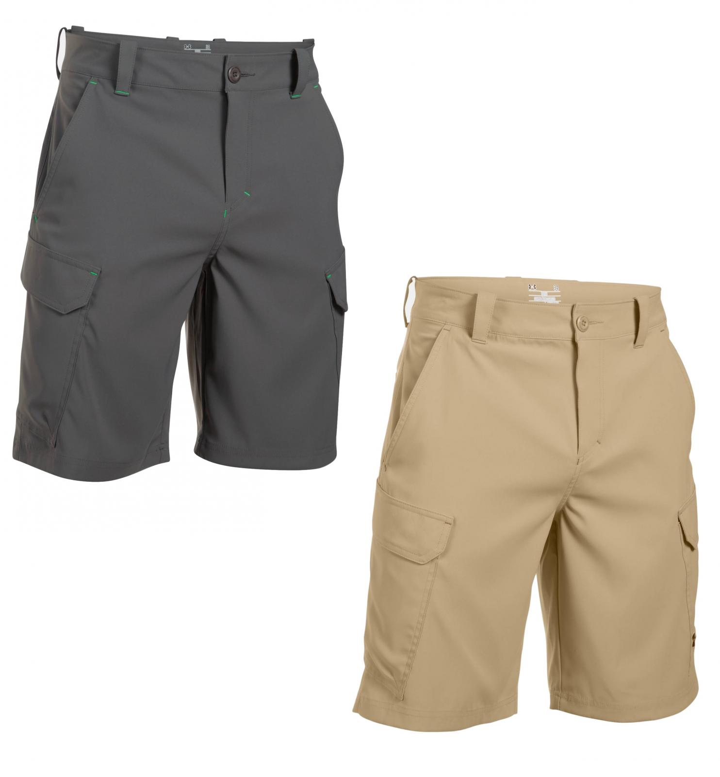 Under armour men 39 s ua storm fish hunter water resistant for Under armour fishing shorts