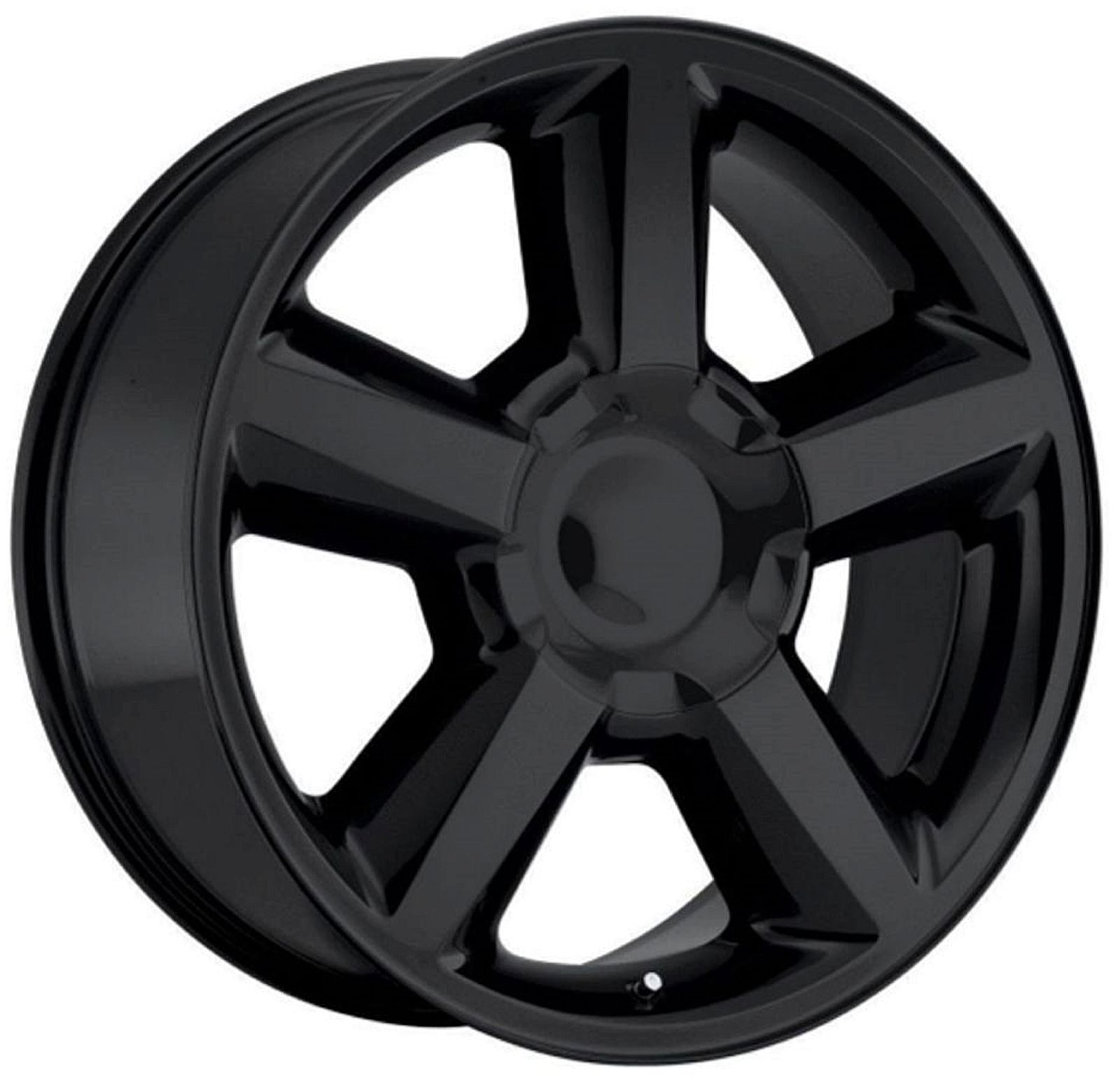 50 Inch Rims : Inch oe performance gb chevy tahoe ltz wheels gloss