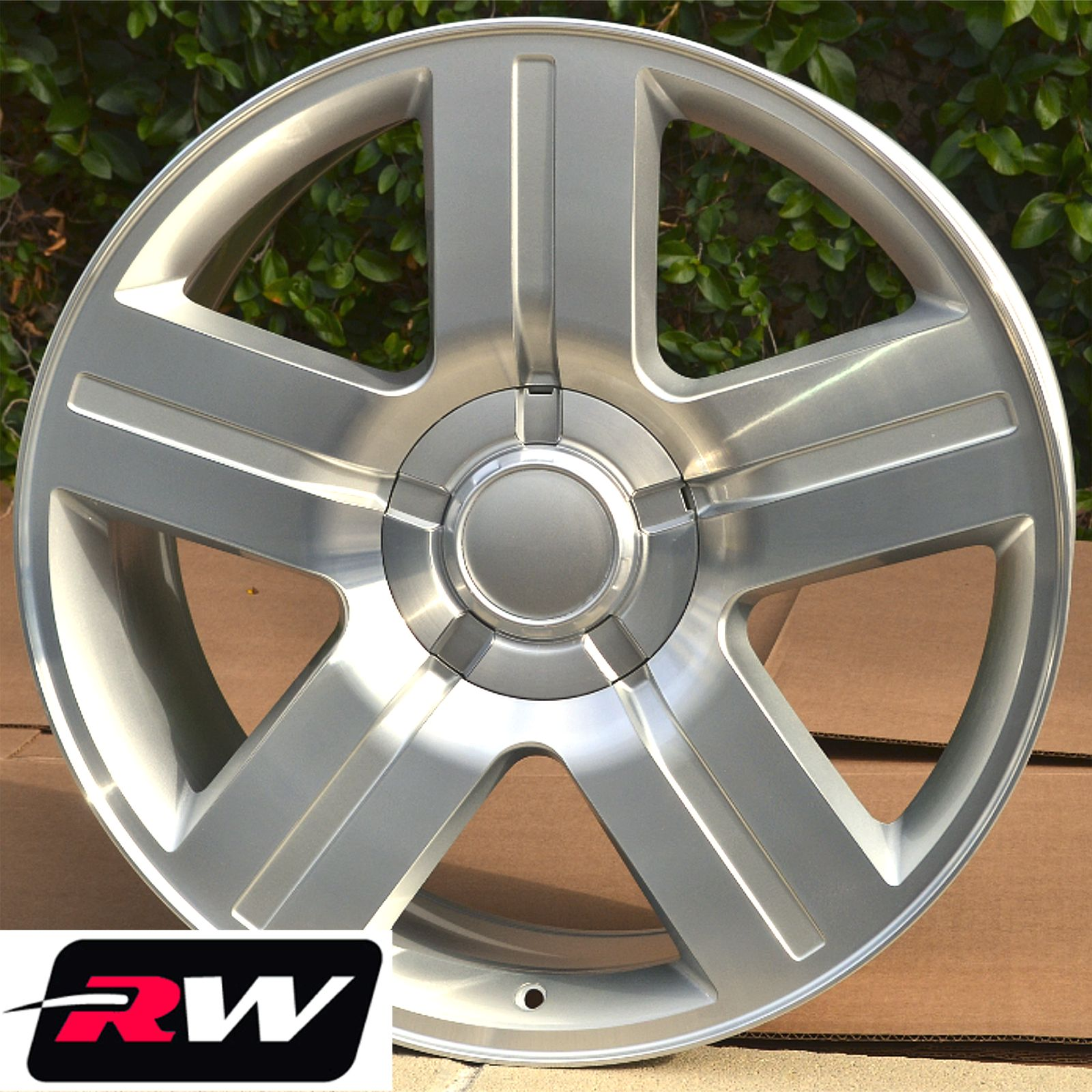 Used 30 Inch Rims : Chevrolet silverado wheels texas edition rims silver