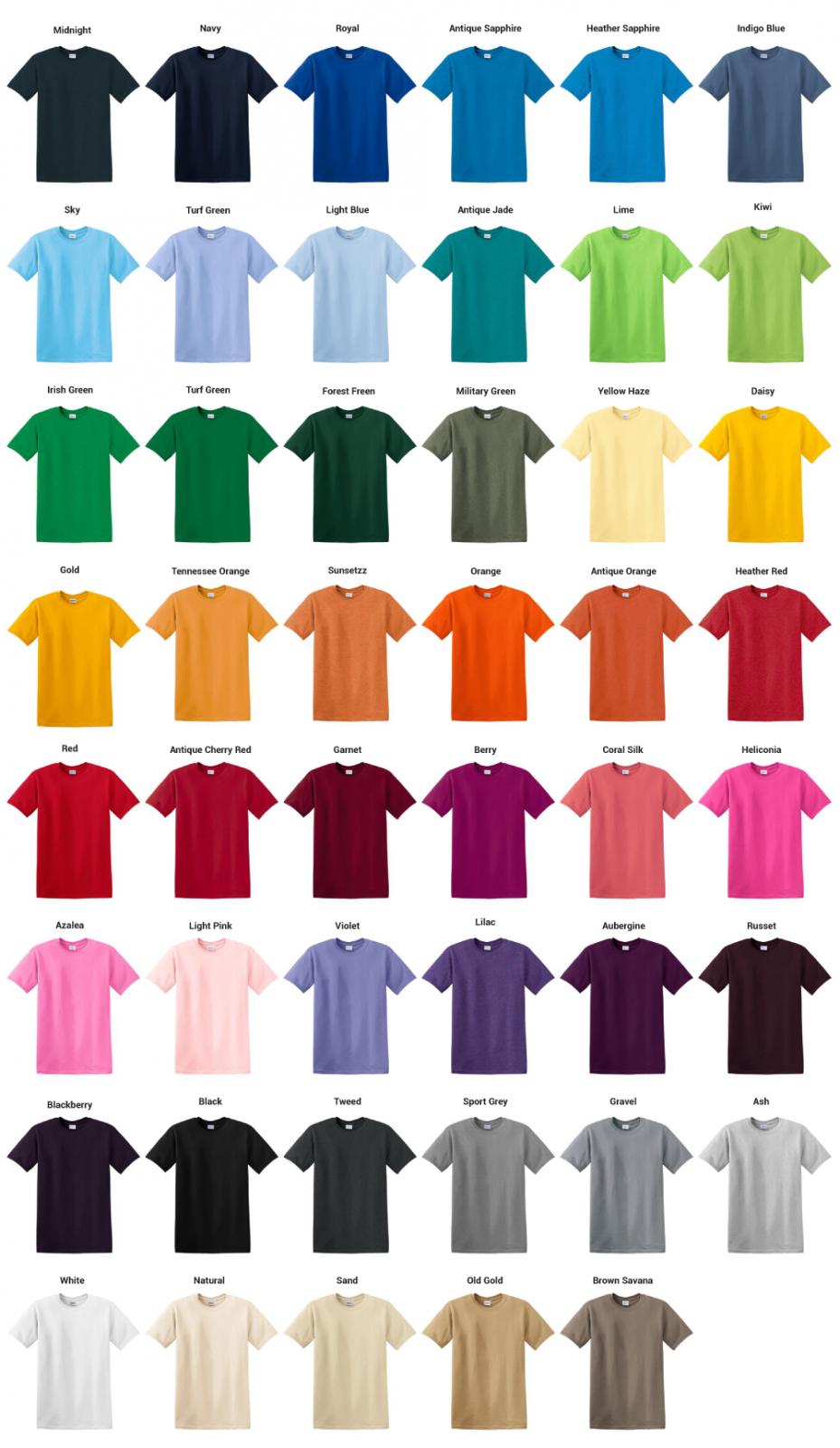 24 custom printed t shirts screen print 2 colors on for 24 t shirt printing