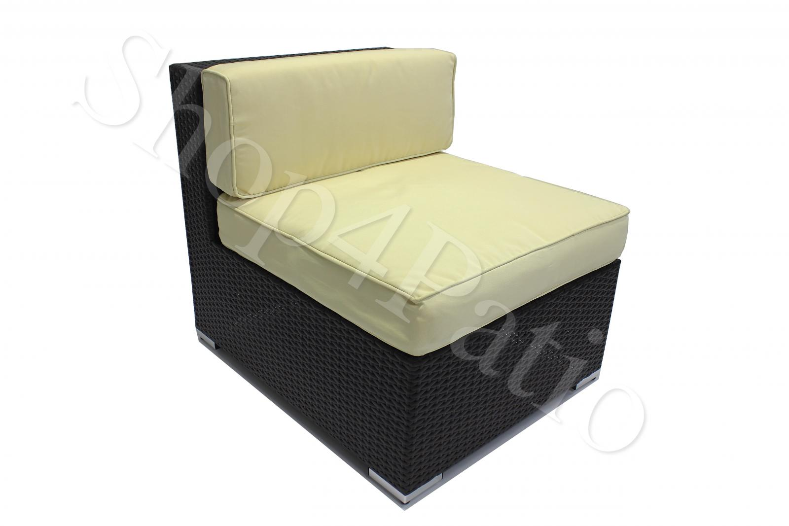 9 piece patio furniture modern garden wicker modular sofa for 9 piece modular sectional sofa
