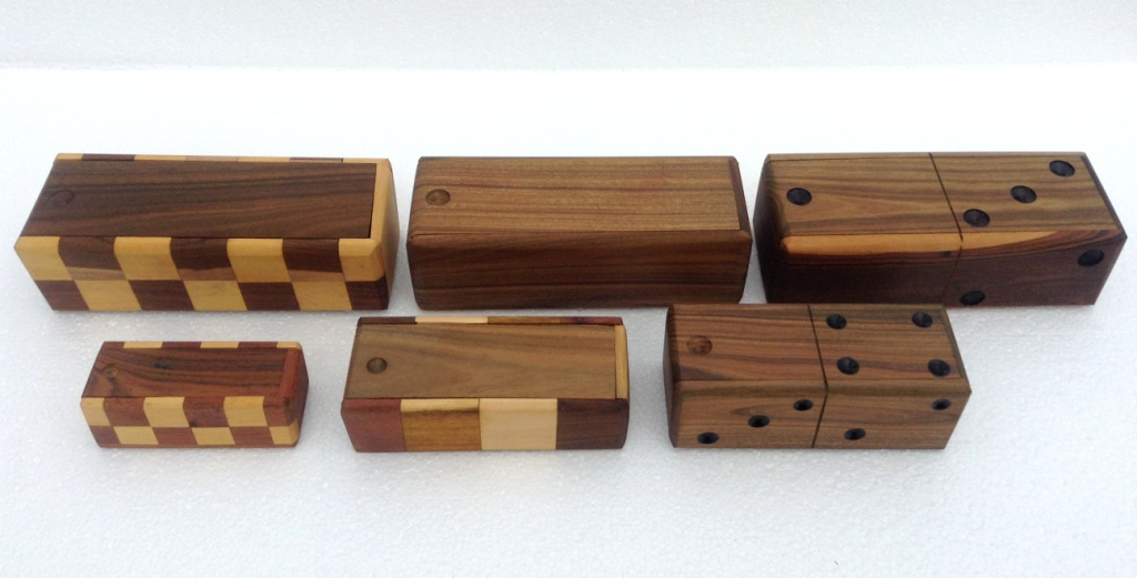 handmade dominoes domino set wooden vintage top box dominoes 2710