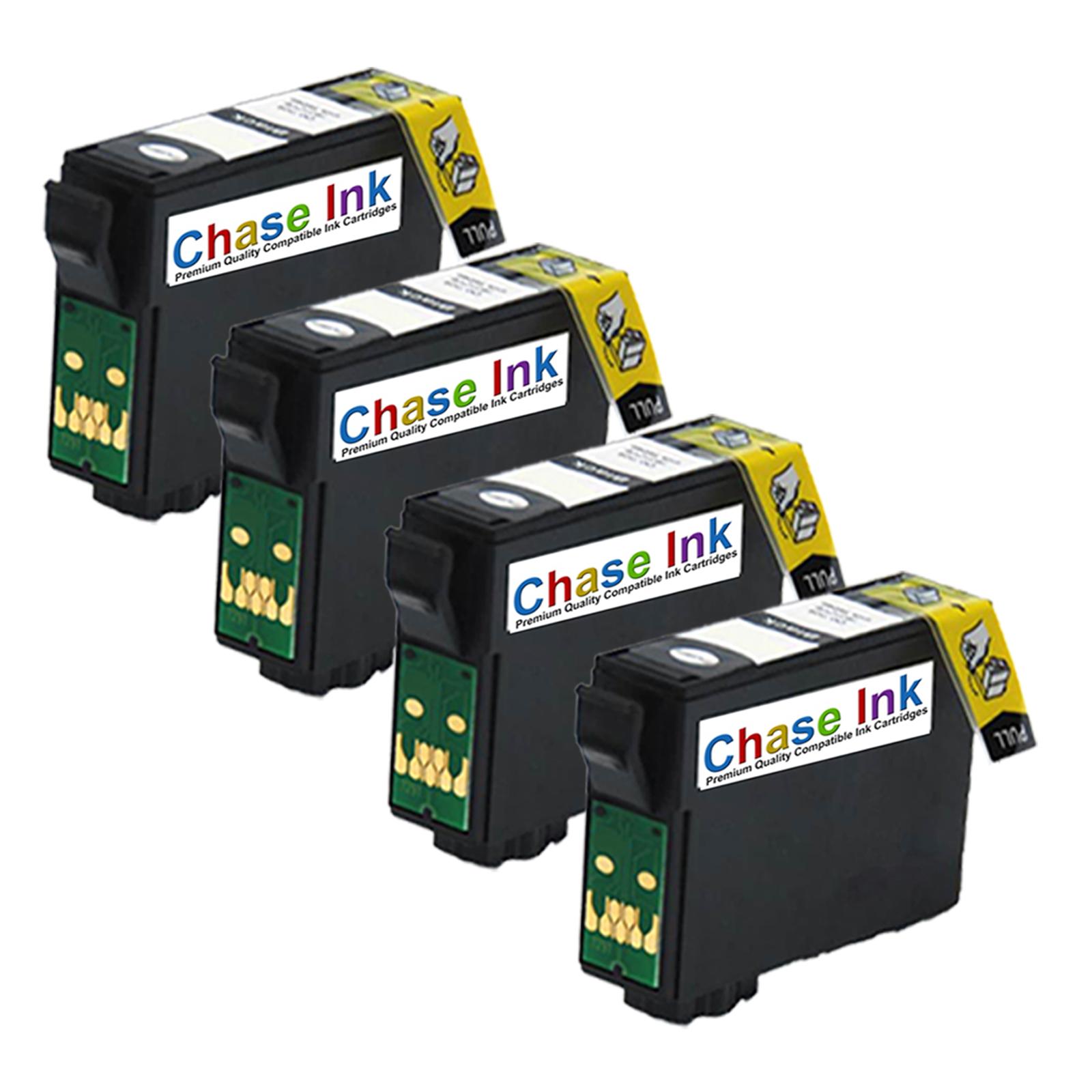 compatible ink cartridges for epson xp 402 xp 405 xp 412 xp 415 xp 422 xp 425 ebay. Black Bedroom Furniture Sets. Home Design Ideas