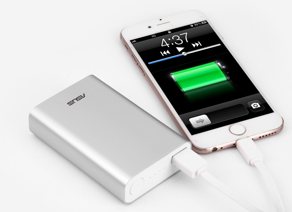 asus portable charger usb power bank external battery for cell phones iphone ebay. Black Bedroom Furniture Sets. Home Design Ideas