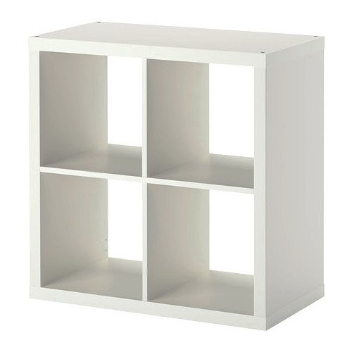 Ikea kallax shelf storage display unit bookcase or for Ikea box shelf unit