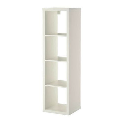ikea kallax shelf storage display unit bookcase or shelving w drona box insert. Black Bedroom Furniture Sets. Home Design Ideas