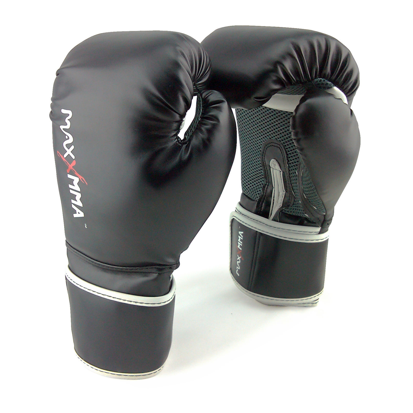 Boxing Gloves: MaxxMMA Pro Style Boxing Gloves 12,14,16 Oz