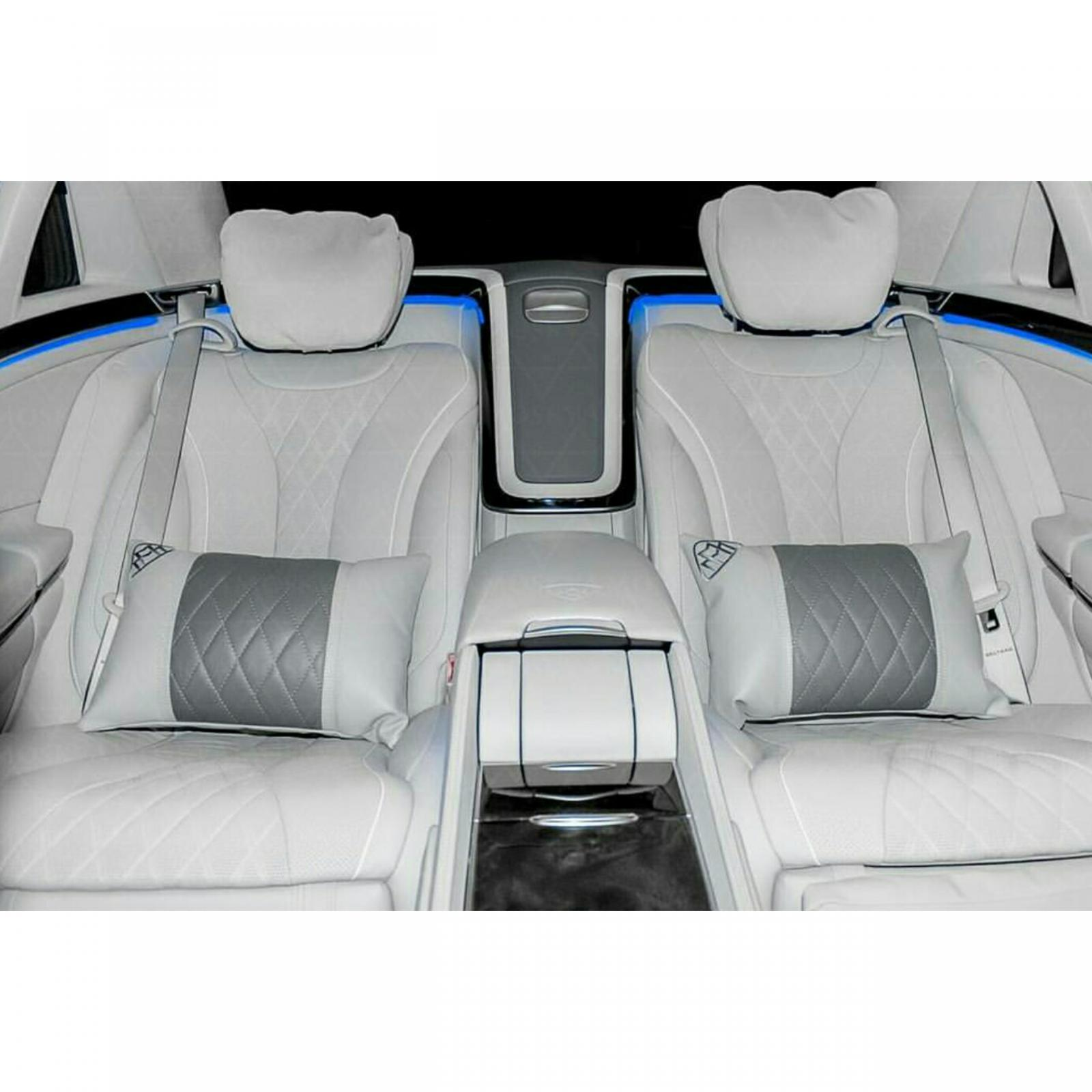 Mercedes S17 S17 W17 Maybach Custom Leather Floor Mats w ...