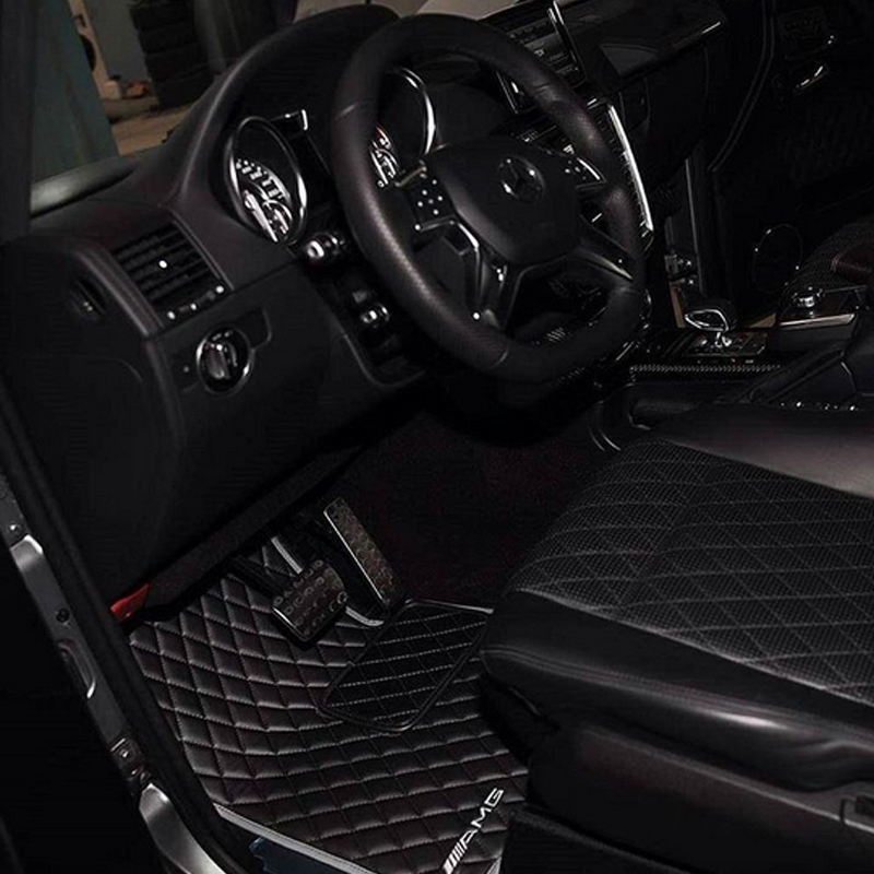 Mercedes G Class G65 G63 G55 G550 G500 Amg Eco Leather