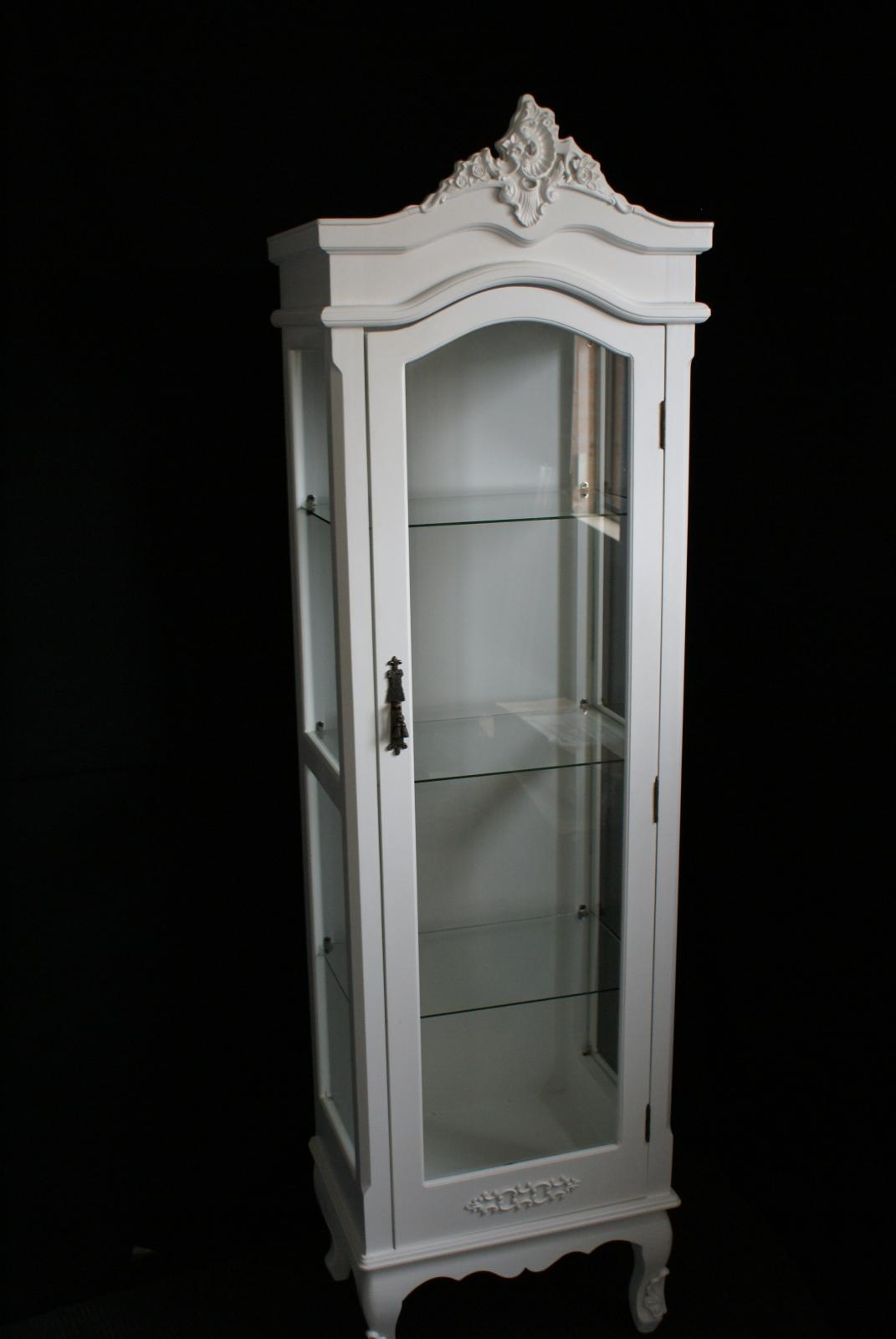 #595149 NEW FRENCH PROVINCIAL GLASS CABINET DISPLAY SHELF ARMOIRE  with 1071x1600 px of Most Effective Glass Display Cabinets Qld 16001071 wallpaper @ avoidforclosure.info