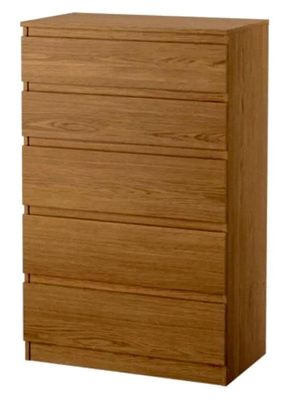 Ikea Kullen Chest Of Drawers Bedroom Furniture In White