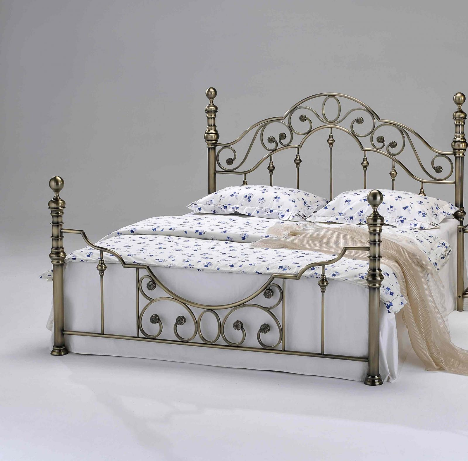 Image Result For Shabby Chic Bed Frame Uk