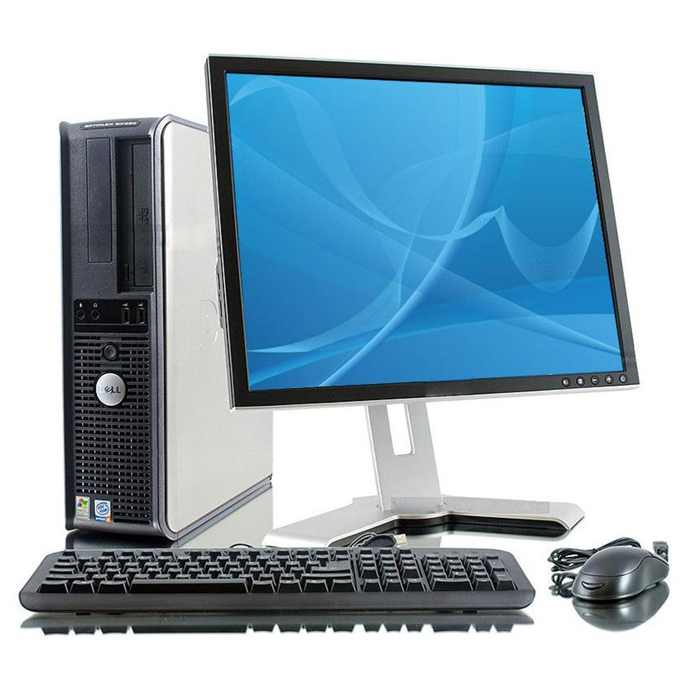 Full dell dual core desktop tower pc tft computer with windows full dell dual core desktop tower pc tft computer with windows 10 wifi 4gb ebay biocorpaavc Images