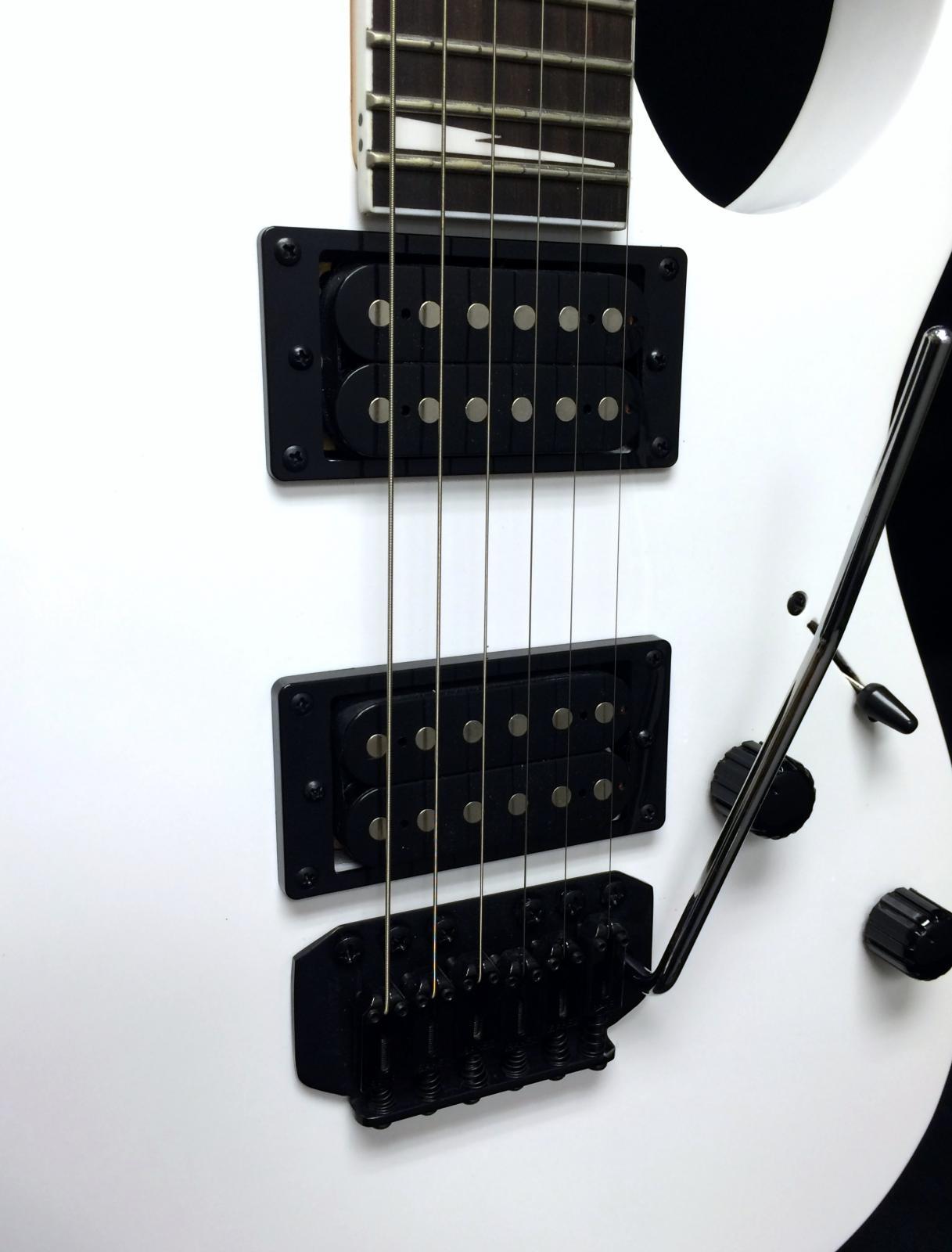 ibanez grg120bdx gio series electric guitar white. Black Bedroom Furniture Sets. Home Design Ideas