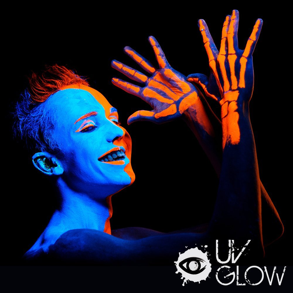 Uv Body Paint Walmart