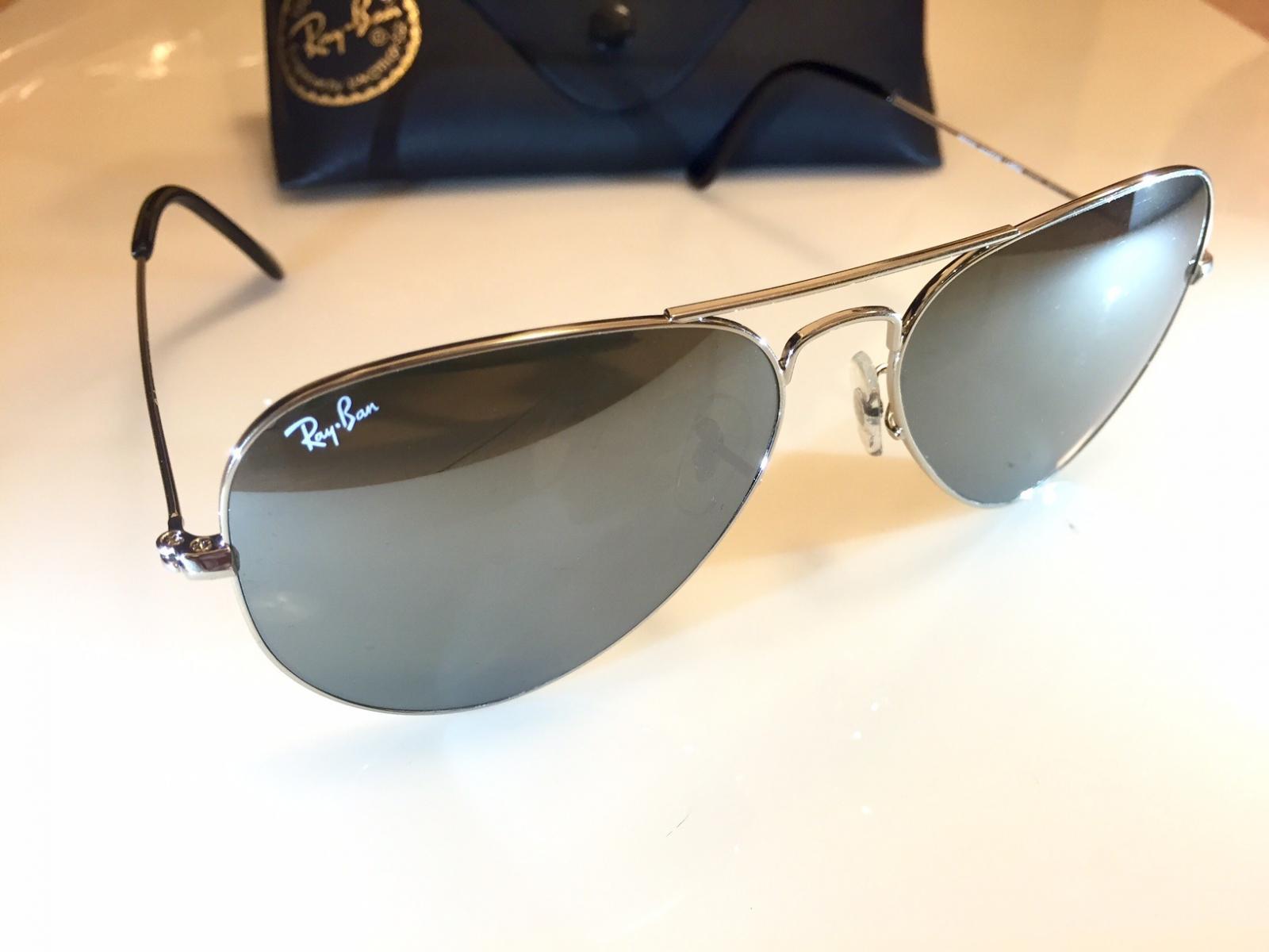 210aec072c9 Authentic Ray Ban Sunglasses 3025 G 15 Xlt Black L2823 « Heritage Malta