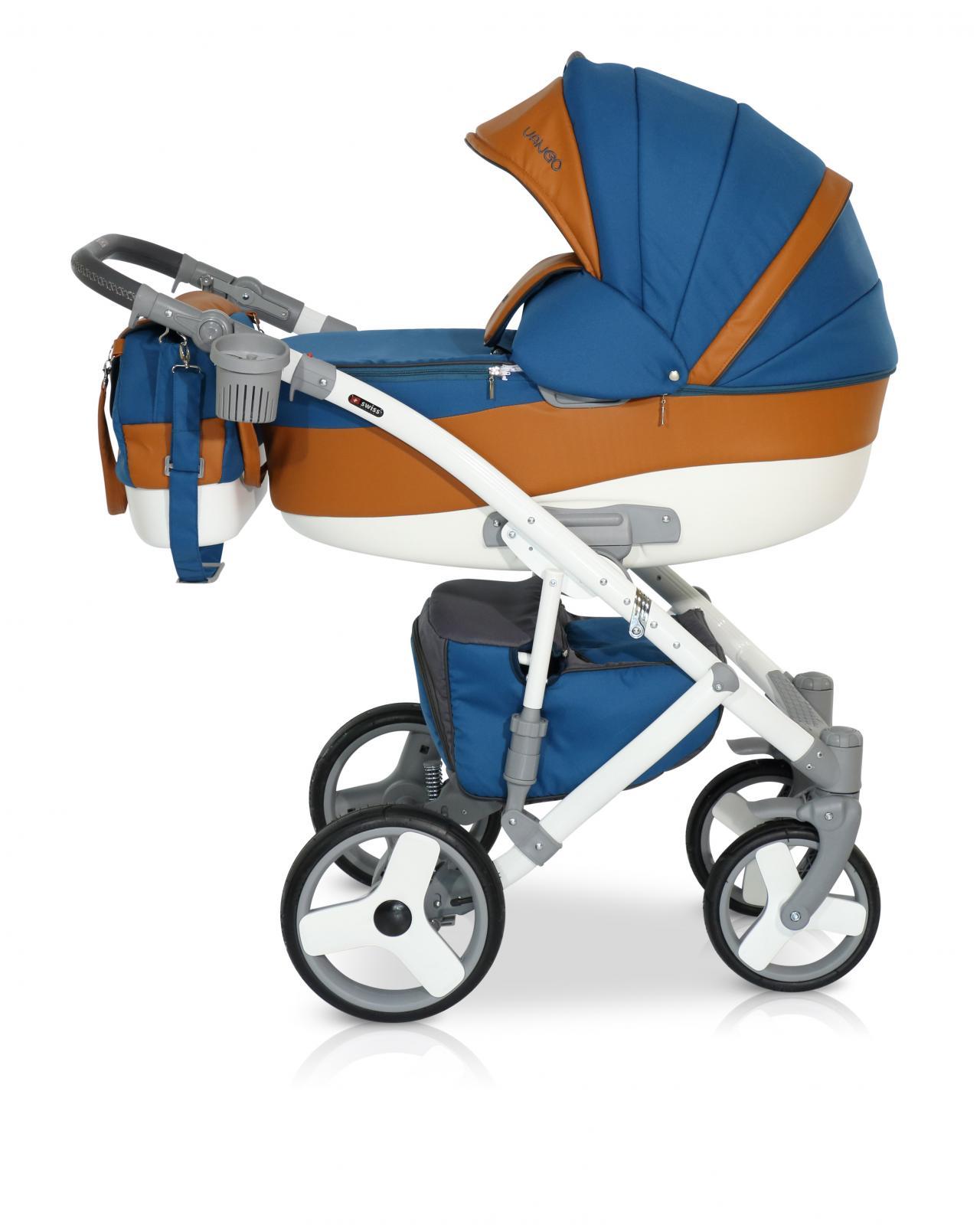 Kinderwagen Eco Baby Pram Buggy 3in1 Autositz Trageschale Set | eBay