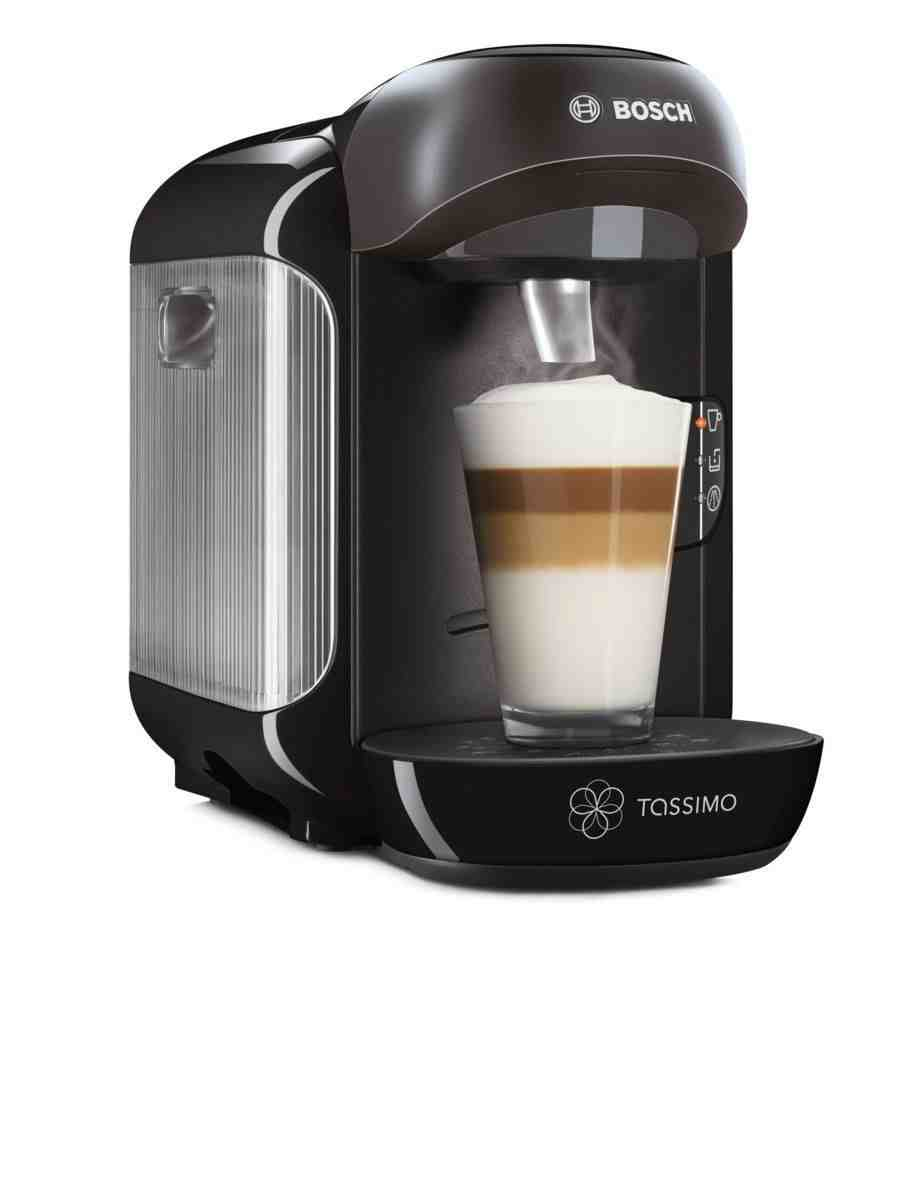 Bosch Coffee Maker Hot Water : Bosch Tassimo TAS1252GB Vivy Multi Beverage Hot Chocolate Drinks Coffee Machine eBay
