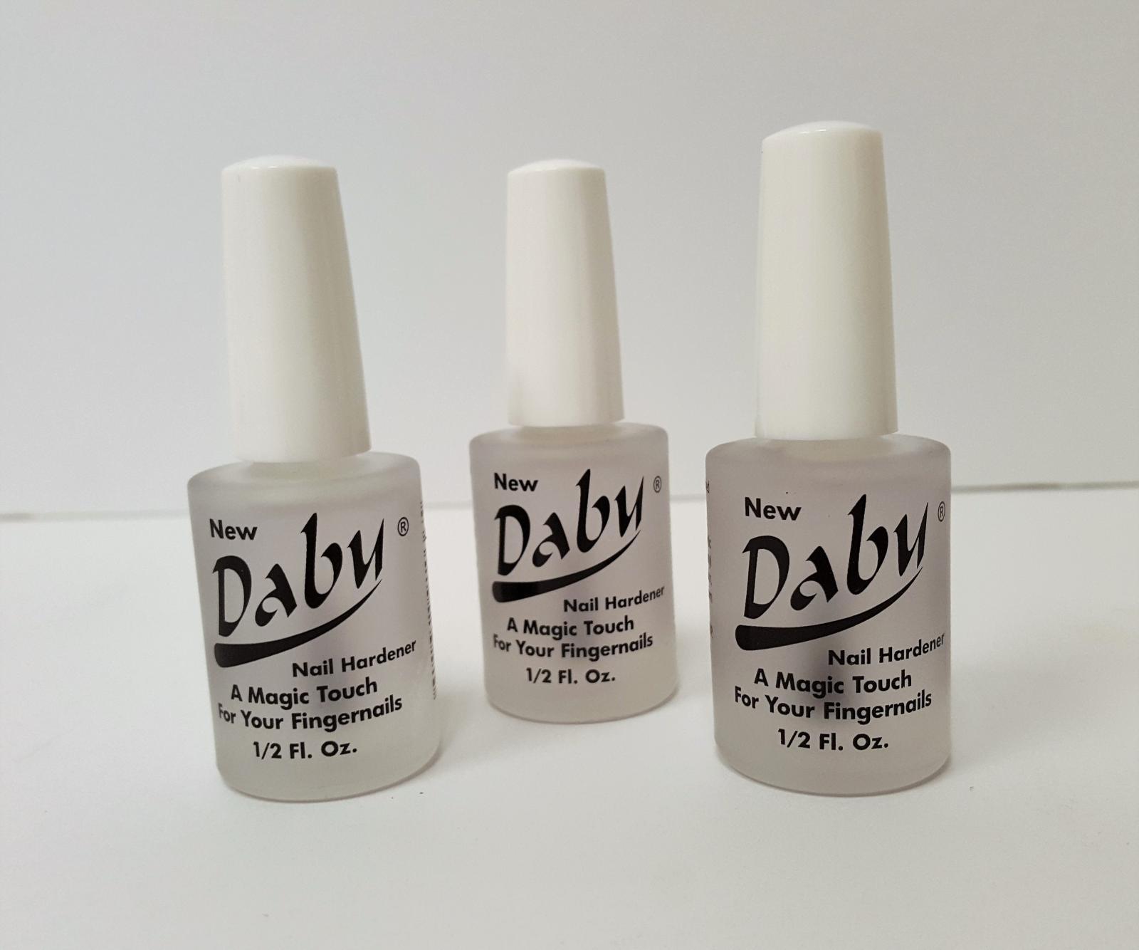 Daby Nail Hardener .5 fl oz | Formaldehyde Free | 3 pck *Redesigned ...