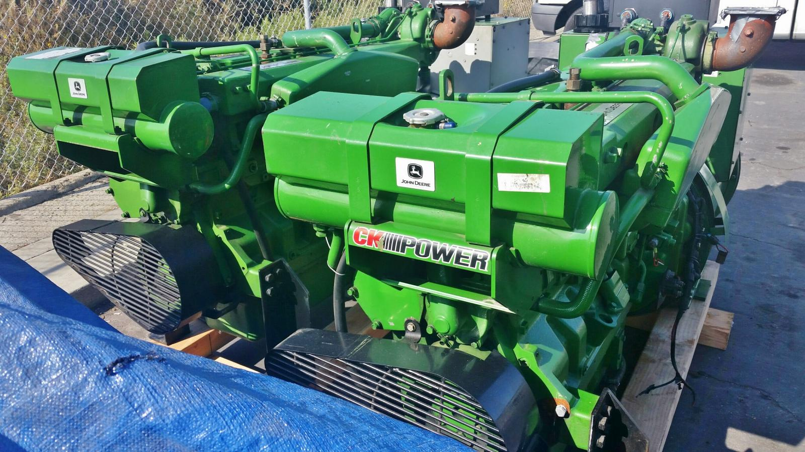 John Deere 60 Generator : Buy john deere afm kw diesel generator