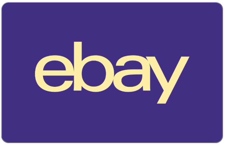 Ebay Canada Gift Card 25 50 Or 100 Email Delivery Ebay